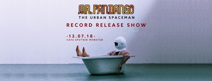 The Urban Spaceman – Record Release Show
