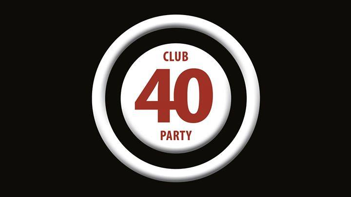 Club 40 Party mit DJ Adriano