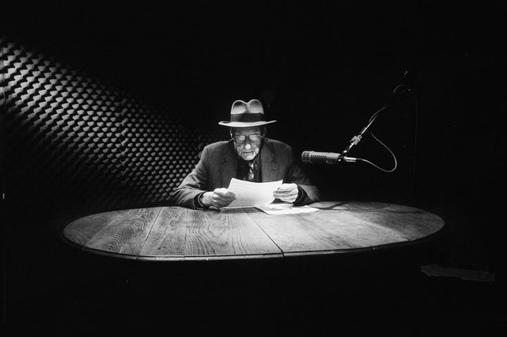 Halbtotale 2018: William S.Burroughs: A Man Within