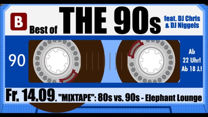 Mixtape: Best of the 80s & 90s