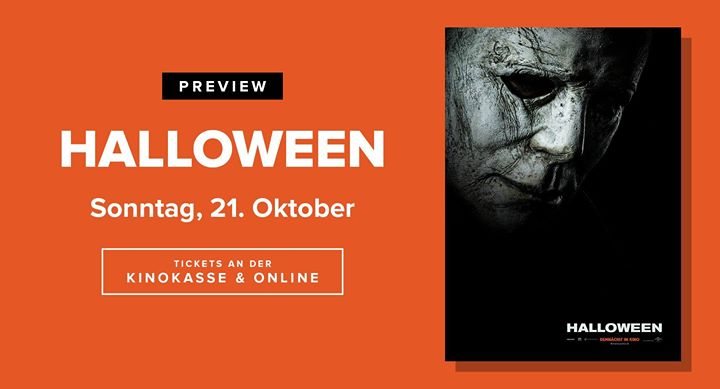 Halloween – Preview